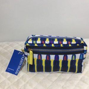 🆕 Sonia Kashuk Cosmetic/Travel Bag